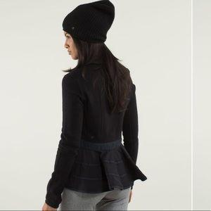 ✨Rare✨ Lululemon Ruffled Up Pullover